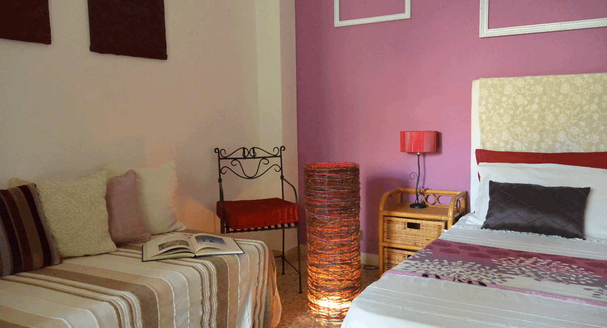 bed and breakfast Cagliari camera tripla