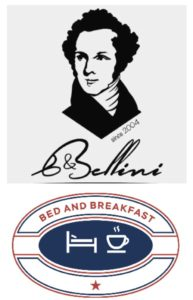 Bellini bed and Breakfast logo